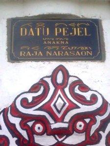 NARASAON anak dari Datu Pejel